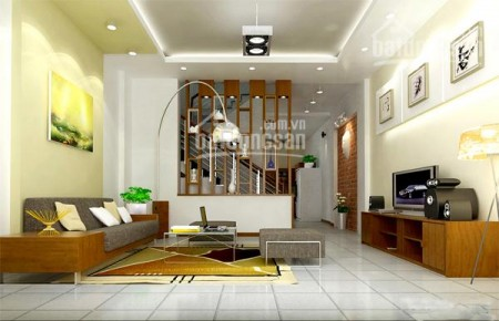 Cần bán nhà rộng 48m2, hẻm Hai Bà Trưng, Quận 1, mới 100%, giá 8 tỷ, có thương lượng, 48m2, ,