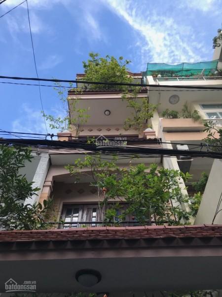 Kẹt tiền cần bán nhà 36m2, 1 trệt, 2 lầu, còn mới, hẻm Nguyễn Bỉnh Khiêm, Quận 1, giá 5.2 tỷ, 36m2, 3 phòng ngủ,