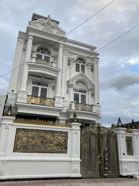 Biệt thự chính chủ mới 100% cần bán, dtsd 160m2 (10mx16m), Bùi Tán Hán, Quận 2, giá thoả thuận, 160m2, 4 phòng ngủ,