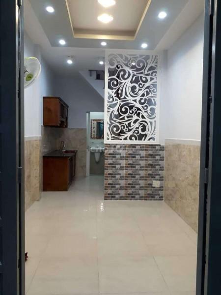 Hẻm 137/17 Bến Vân Đồn, Quận 4 cần cho thuê nhà rộng 22.5m2, kiến trúc đẹp, bán giá 3.35 tỷ, 22.5m2, 2 phòng ngủ, 2 toilet