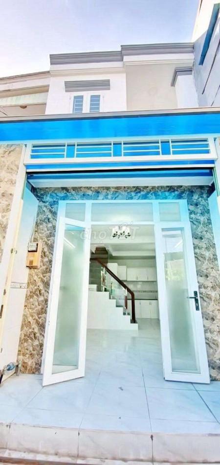 Nguyên căn hẻm Huỳnh Tấn Phát, Quận 7, chính chủ bán gấp giá 2.4 tỷ, 1 trệt, 1 lầu đúc thật, 25m2, 2 phòng ngủ, 2 toilet