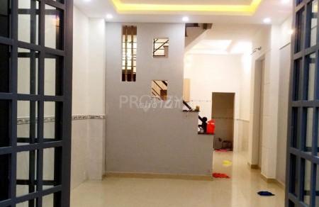 Nhà nguyên căn rộng 125m2, 1 trệt, 2 lầu, hẻm Lâm Văn Bền, Quận 7, giá 4.52 tỷ, LHCC, 125m2, 4 phòng ngủ, 5 toilet