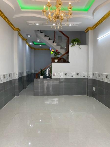 Đường Nguyễn Thị Búp, Quận 12 cần bán nhà rộng 126m2, 4 PN, 3 tầng, giá 2.47 tỷ, LHCC, 42m2, 3 phòng ngủ, 3 toilet