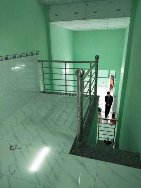 Hẻm 34/25/5C Huỳnh Minh Mượng, Củ Chi cần bán nhà 49m2, 2 tầng, giá 849 triệu, LHCC, 49m2, 2 phòng ngủ, 2 toilet