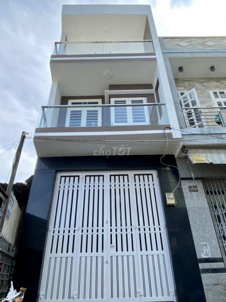 Cần tiền kinh doanh cần bán nhà rộng 60m2, 4 tầng, hẻm Bình Phú, Quận 6, giá 1.69 tỷ, sổ hồng riêng, 60m2, 4 phòng ngủ, 2 toilet