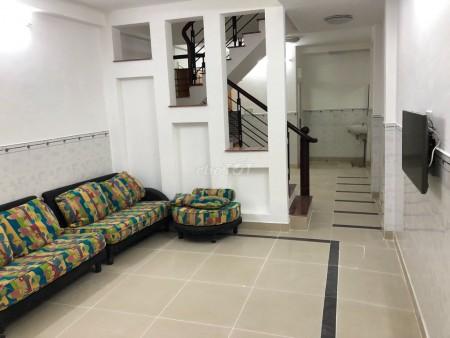 Bán nhà hẻm 417 Quang Trung, Gò Vấp, 1 trệt, 1 lầu, 2 PN, giá 3.4 tỷ, LHCC, 46m2, ,