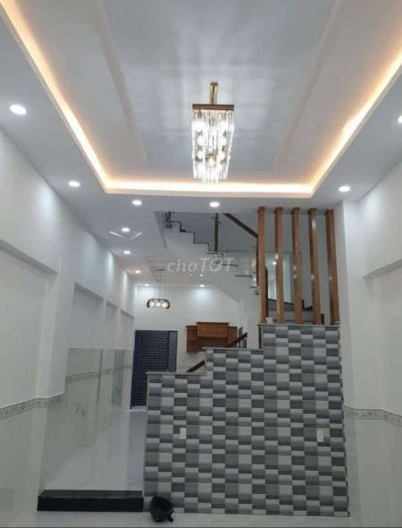 Chính chủ cần bán nhà rộng 55m2, 1 trệt, 1 lầu, hẻm 35 Lê Thị Hồng, Quận Gò Vấp, giá 1.05 tỷ, 55m2, ,