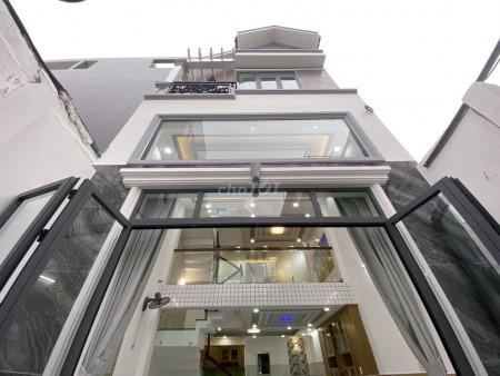 Nguyên căn chính cần bán gấp giá 4.99 tỷ, dtsd 60m2 (5x12), hẻm Lê Văn Thọ, Quận Gò Vấp, 60m2, 3 phòng ngủ, 4 toilet