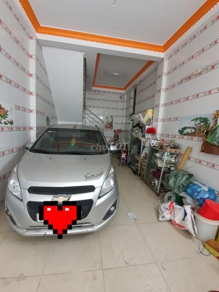 Bán nhà Nguyễn Sơn, Quận Tân Phú rộng 60m2, 1 trệt, 3 lầu, sàn gạch men, giá 7 tỷ, thương lượng, 60m2, ,