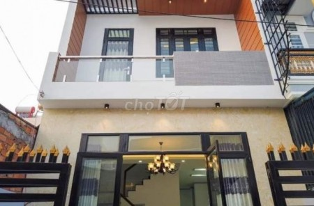 Chủ nhà cần bán nhà rộng 60m2 (4mx7m), 2 tầng, hẻm Tân Kỳ Tân Quý, Bình Tân, giá 1.22 tỷ, LHCC, 60m2, 2 phòng ngủ, 2 toilet