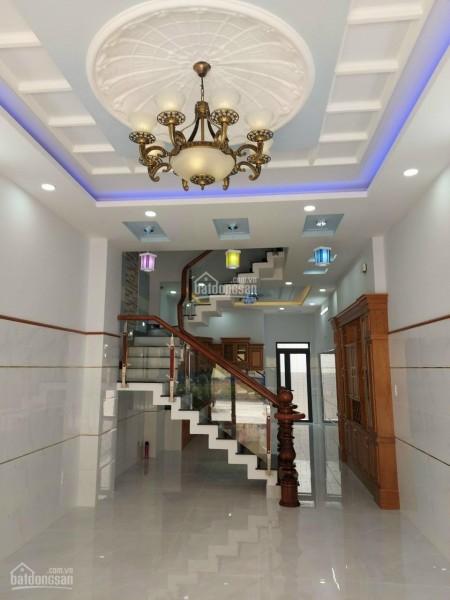 Đường Mã Lò, Quận Bình Tân cần bán gấp nhà 40m2, 1 trệt, 1 lầu, giá 1.46 tỷ, thương lượng chính chủ, 40m2, 2 phòng ngủ, 2 toilet