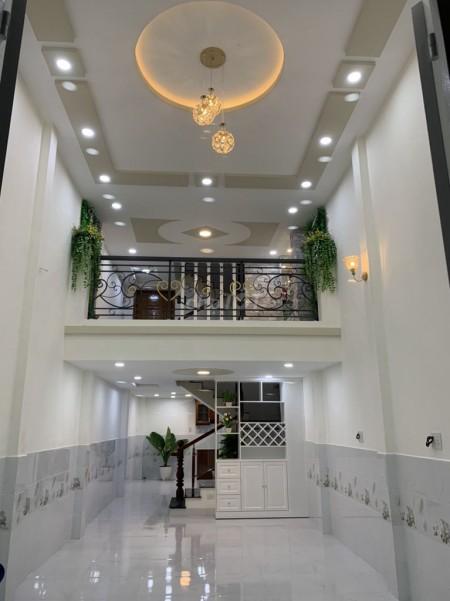 Bán nguyên căn rộng 52m2, kiến trúc đẹp, hẻm 117/24 An Bình, Quận 5, giá 8.45 tỷ, thương lượng, 52m2, 5 phòng ngủ, 4 toilet