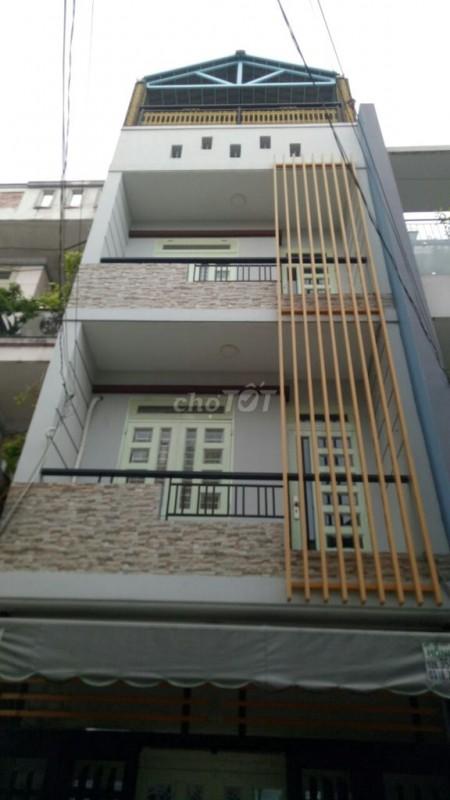 Kẹt tiền làm ăn cần bán nhà rộng 52m2, 1 trệt, 2 lầu, có sân thượng, hẻm 193 đường số 6, Bình Tân, 52m2, ,