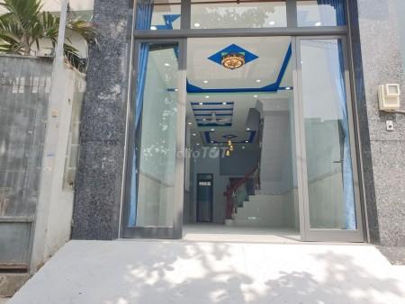 Nhà đường An Dương Vương, Bình Tân rộng 60m2, 5 PN, giá 6.2 tỷ, thương lượng, 60m2, 5 phòng ngủ, 6 toilet