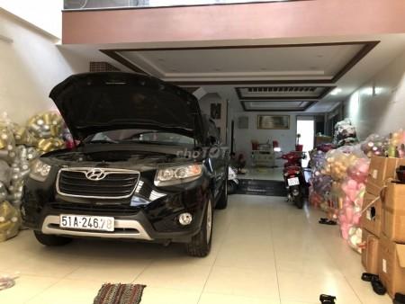 Bán nhà xe hơi đậu trong nhà rộng 112m2, nở hậu, 4 tầng, đc Nguyễn Văn Luông, Quận 6, giá 11 tỷ, 112m2, 4 phòng ngủ, 4 toilet