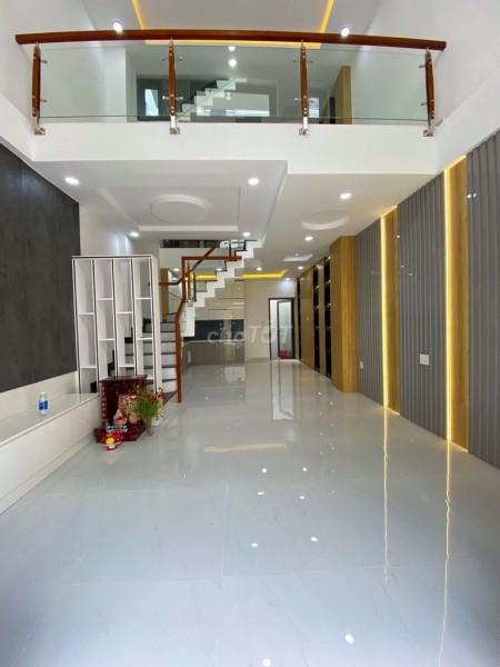 Nhà nguyên căn rộng 65m2, 4 PN, 5 WC, cần bán nhanh 4.6 tỷ, hẻm Hà Huy Giáp, Quận 12, 65m2, 4 phòng ngủ, 5 toilet