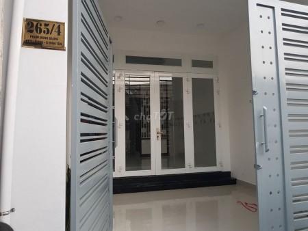 Hẻm an ninh 265/4 Phạm Đăng Giảng, Bình Tân, dtsd 80m2, giá 4.8 tỷ, LHCC, 80m2, 3 phòng ngủ, 3 toilet