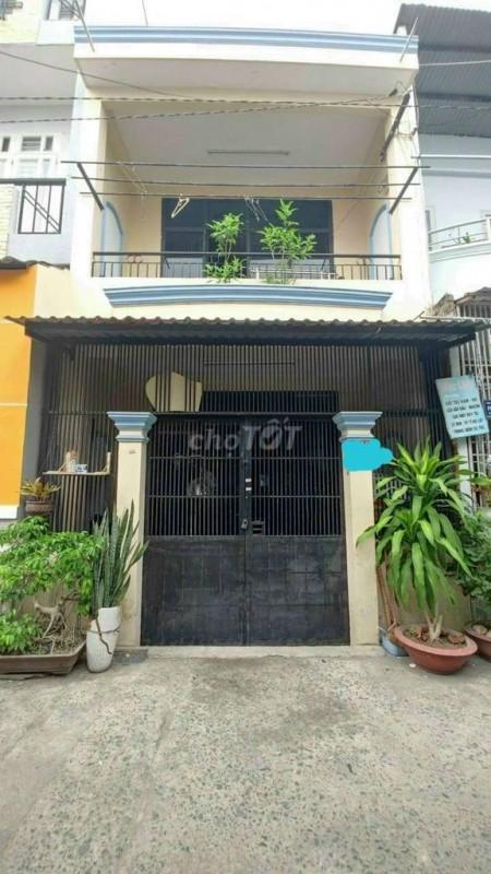 Chủ bán nhà rộng 53m2, 1 trệt, 1 lầu hẻm 118 Huỳnh Thiện Lộc, Tân Phú, giá 2.69 tỷ, thương lượng, 53m2, 2 phòng ngủ, 2 toilet