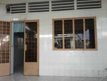 Bán nhà cấp 4 một trệt trống suốt dtsd 60m2, sổ riêng chính chủ, giá 1.52 tỷ, Nguyễn Văn Quá, Quận 12, 60m2, 2 phòng ngủ, 1 toilet