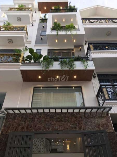 Hẻm Lê Văn Quới, Bình Tân cần bán nhà 80m2, đường xe hơi tránh nhau, giá 4.5 tỷ, thương lượng, sổ hồng riêng, 80m2, 5 phòng ngủ, 5 toilet
