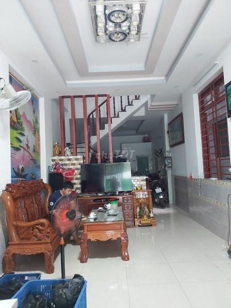 Nguyên căn hẻm Nguyễn Công Hoan, Phú Nhuận cần bán giá 2.6 tỷ, dtsd 72m2, 2 tầng, 72m2, 3 phòng ngủ, 2 toilet