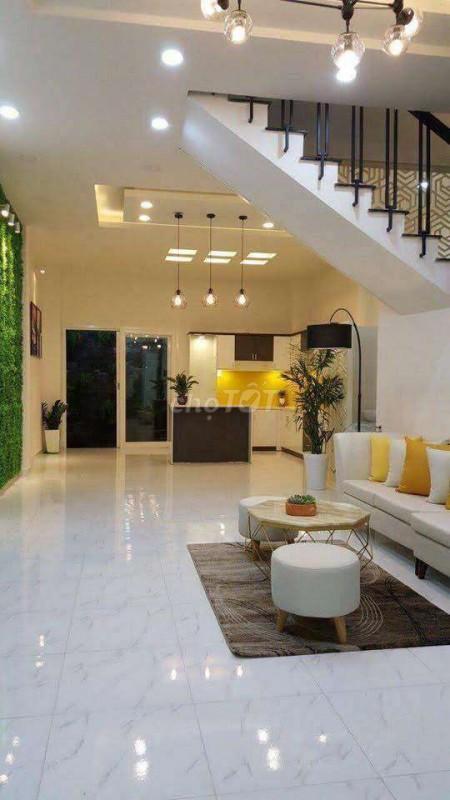 Nhà nguyên căn đường Phan Văn Hân, Bình Thạnh, dtsd 84m2 (6mx14m), giá 4.18 tỷ, 84m2, ,