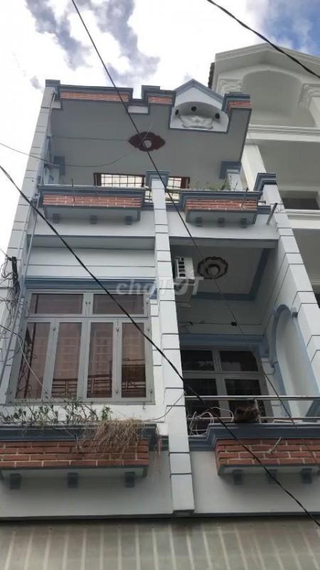 Bán nhà chính chủ rộng 60m2 (4mx15m), giá 5.5 tỷ, kiến trúc đẹp, hẻm 118 Phan Huy Ích, Tân Bình, 60m2, ,