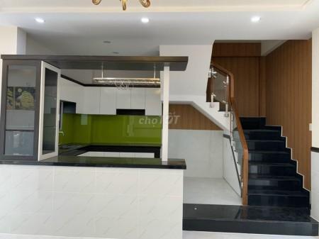 Bán nguyên căn đường Nguyễn Bình, Nhà Bè, dtsd 84m2, 3 tầng, giá 4.35 tỷ, LHCC, 84m2, ,