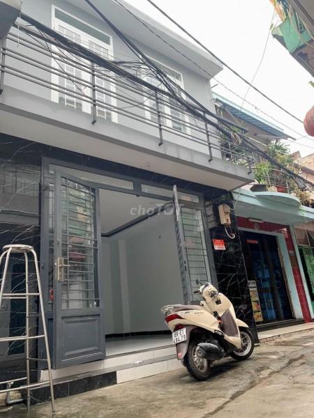 Nhà nguyên căn rộng 35m2, 1 trệt, 1 lầu, hẻm Phạm Văn Bạch, Tân Bình, giá 2.98 tỷ, thương lượng, 35m2, ,