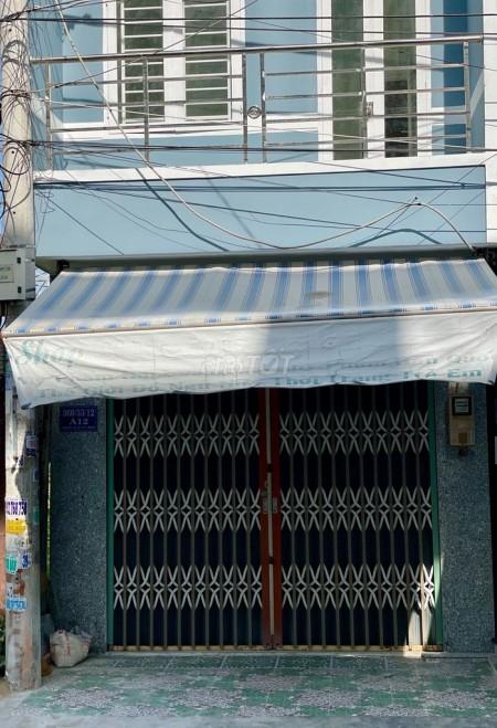 Nguyên căn hẻm 360 Phạm Hữu Lầu, huyện Nhà Bè cần bán nhanh giá 2.55 tỷ, dtsd 31m2, 3 tầng, 31m2, 4 phòng ngủ, 3 toilet