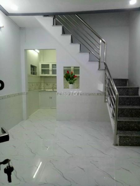 Hẻm Phạm Văn Đồng, Thủ Đức cần bán nhà nhanh giá 1.45 tỷ, dtsd 31m2, kiến trúc đẹp, 31m2, 2 phòng ngủ, 1 toilet