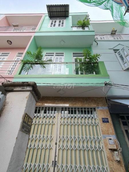 Mặt tiền 51C Đặng Nhữ Lâm, Nhà Bè cần bán nhanh nhà nguyên căn rộng 30m2, giá 1.75 tỷ, 30m2, 4 phòng ngủ, 3 toilet