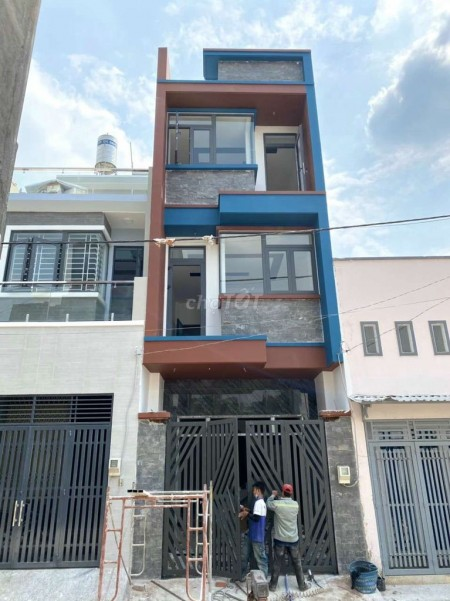 Hẻm 230 Lò Lu, phường Trường Thạnh, Quận 9 cần bán nguyên căn rộng 50m2, 2 tầng, giá 3.99 tỷ, 50m2, ,