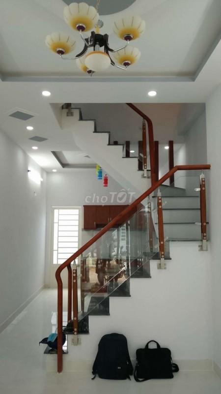 Nguyên căn cần bán nhanh hẻm Huỳnh Tấn Phát, Nhà Bè, dtsd 42m2, giá 2.5 tỷ, 42m2, 4 phòng ngủ, 3 toilet