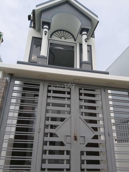 Cần bán nhà rộng 72m2 (4mx18m), nguyên căn đúc kiên cố, giá 1.88 tỷ, hẻm Phạm Văn Chí, Quận 6, 72m2, 4 phòng ngủ, 2 toilet