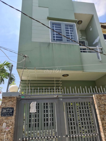 Hẻm 588 Huỳnh Tấn Phát, Quận 7 cần bán nhà rộng 60m2, 3 PN, giá 3.98 tỷ, 60m2, ,