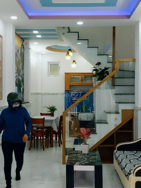 Cần bán nhà rộng 25m2, 2 tầng, kiến trúc đẹp, giá 1.2 tỷ, đường số 10, Quận Thủ Đức, 25m2, 2 phòng ngủ, 2 toilet