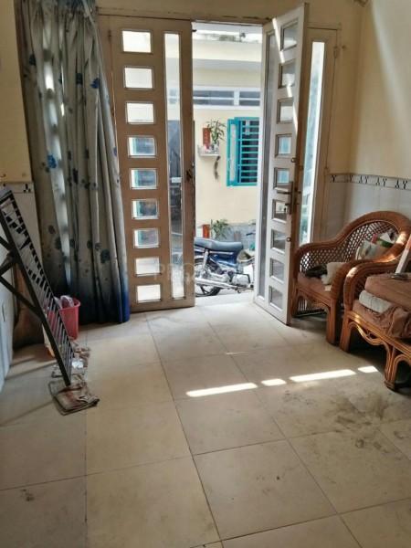 Không sử dụng cần bán nguyên căn rộng 134m2, 2 tầng, 4 PN, hẻm Bà Hom, Quận 6, giá 4.1 tỷ, 134m2, 4 phòng ngủ, 2 toilet
