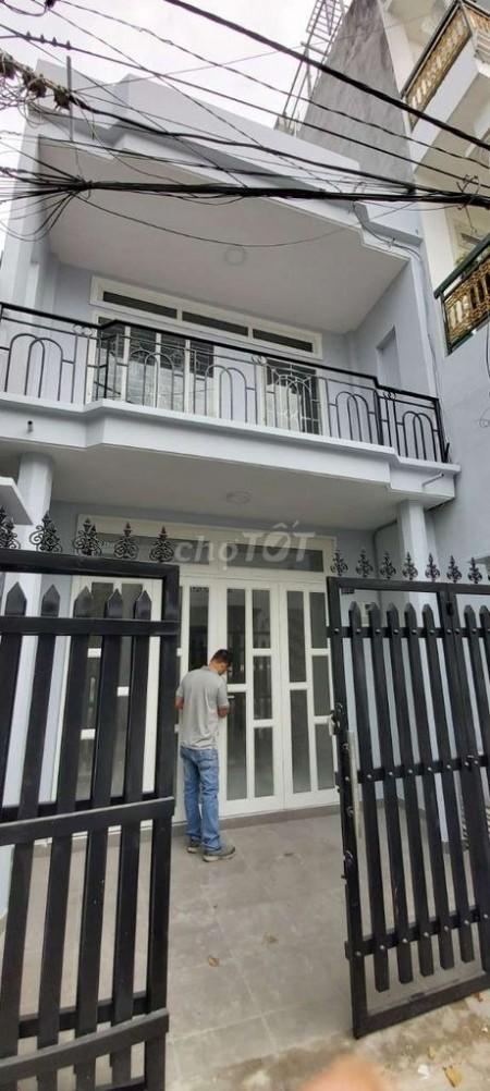 Chính chủ cần bán nhà nguyên căn rộng 56m2, 2 tầng, giá 3.55 tỷ, hẻm 66/24 Hiệp Thành 45, 56m2, 3 phòng ngủ, 2 toilet