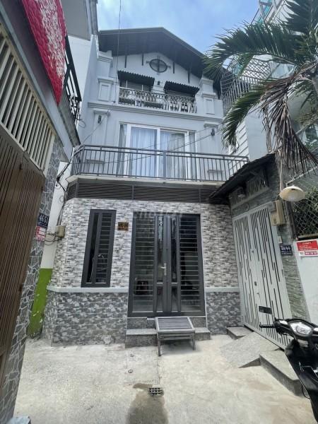 Cần bán nhà chính chủ 32m2 (4.5mx7m), còn mới, giá 4.3 tỷ, hẻm Nhiêu Tứ, Quận Phú Nhuận, 32m2, 4 phòng ngủ, 4 toilet