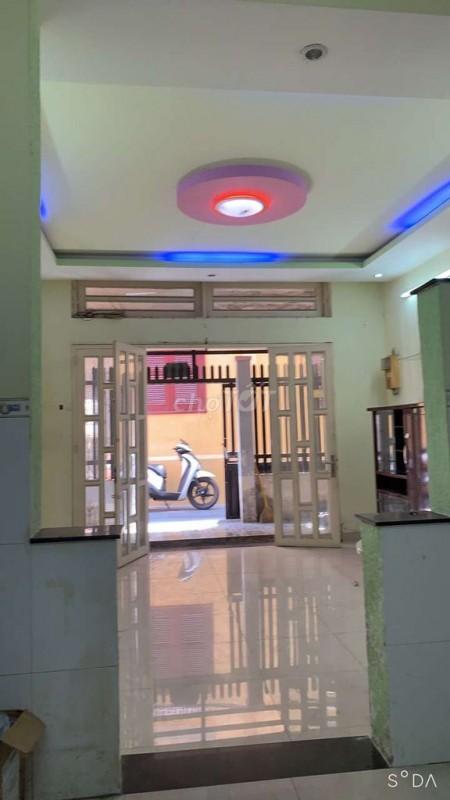 Xoay vốn kinh doanh cần bán nhà rộng 37m2 (4.3x9), giá 3.55 tỷ, hẻm Ba Đình, Quận 8, 37m2, 4 phòng ngủ, 3 toilet