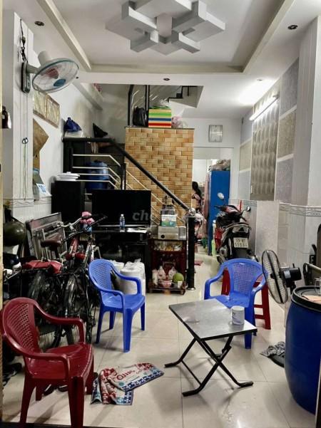 Mặt tiền đường số 6, Quận Bình Tân cần bán nhà 2 tầng, còn mới nguyên, 3 PN, giá 2.85 tỷ, 64m2, 3 phòng ngủ,
