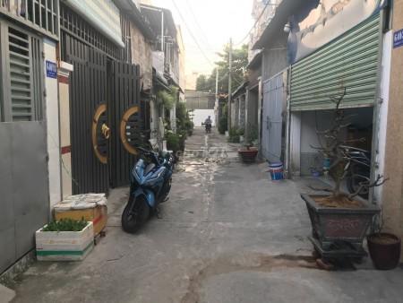 Chủ nhà cần tiền góp vốn bán nhà rộng 51m2, 2 tầng, WC mỗi tầng, giá 1.85 tỷ, Lê Văn Khương, Quận 12, 51m2, 2 phòng ngủ, 2 toilet