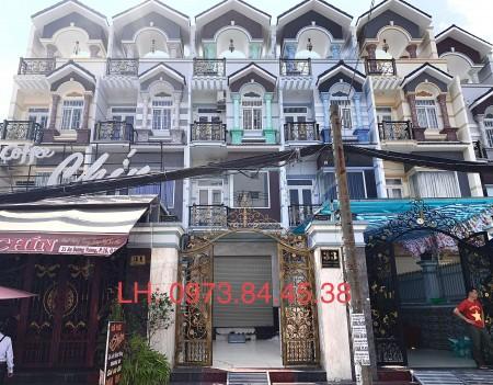 Bán Nhà MT An Dương Vương - Phú Định P.16 Q8, 109m2, 4 phòng ngủ, 3 toilet
