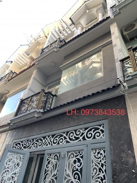 Bán Nhà Phố An Dương Vương - Phạm Đức Sơn gần TT Q5 Q6, 45m2, 4 phòng ngủ, 3 toilet