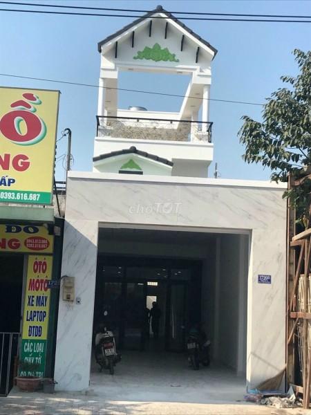 Tỉnh lộ 10, Quận Bình Tân cần bán nhà rộng 120m2, 3 tầng, đúc thật, giá 9.9 tỷ, LHCC, 76m2, ,