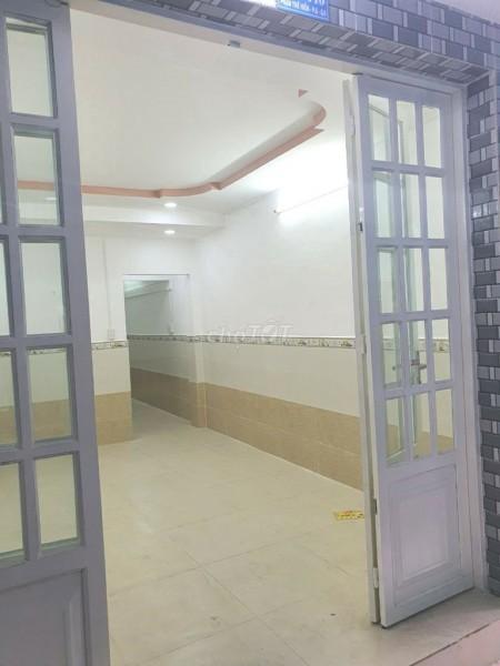 Nguyên căn rộng 40m2, cấp 4 một trệt, cần bán giá 2.4 tỷ, thương lượng, hẻm Phạm Thế Hiển, Quận 8, 40m2, 2 phòng ngủ, 2 toilet