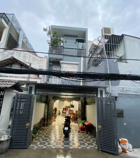 Mình cần bán nhà nguyên căn rộng 64m2, đúc kiên cố 2 tầng, giá 4.65 tỷ, hẻm Bình Trị Đông, Bình Tân, 64m2, ,