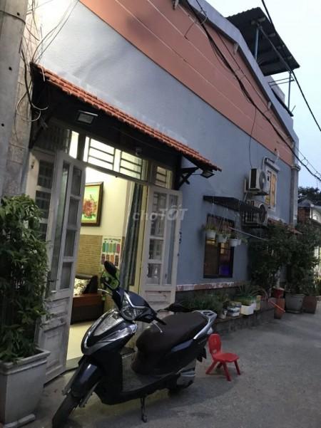 Mình xoay vốn kinh doanh rộng 65.8m2 (4.46mx10m), kiến trúc đẹp, Thạnh Lộc 8, Quận 12, giá 2.65 tỷ, 65.8m2, 2 phòng ngủ, 2 toilet
