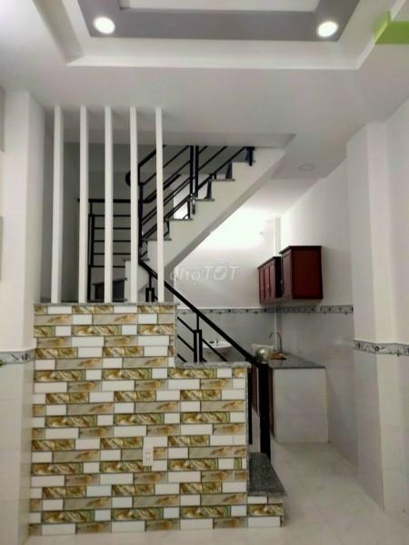 Cần bán nhà rộng 21m2, 2 tầng, kiến trúc đẹp, hẻm đường số 2, Bình Tân, giá 1.65 tỷ, 21m2, 2 phòng ngủ, 1 toilet